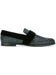 Jimmy Choo 'John' Slippers Black