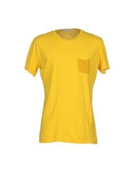 Relive T Shirts Yellow