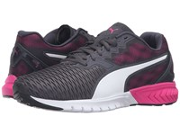 Puma Ignite Dual Periscope Pink Glo Women's Running Shoes Black