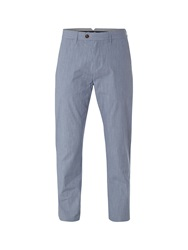 White Stuff Straight Leg Trousers Blue