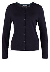 Esprit Edc By Cardigan Navy Dark Blue