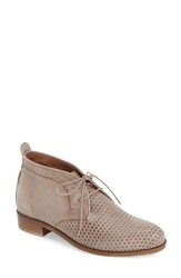 Women's Cordani 'Basil' Perforated Lace Up Bootie 1' Heel