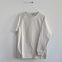 Off White Sweat Shirt Baserange