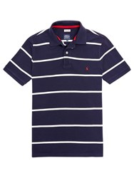 Joules Filbert Striped Polo Shirt