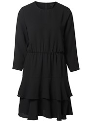 Selected Femme Ella Dress Black