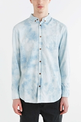 Globe Lennox Denim Button Down Shirt Sky