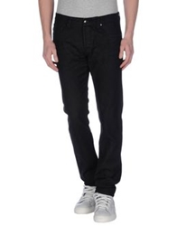 Sartoria Tramarossa Denim Pants Black