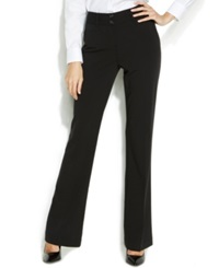Alfani Classic Fit Two Button Trousers Black