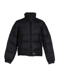 Gas Jeans Gas Down Jackets Black