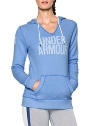 Under Armour Attached Hooded Long Sleeve Pullover Water
