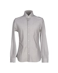 Della Ciana Shirts Shirts Men Grey
