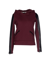 Cycle Sweatshirts Maroon