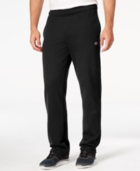Champion Men's Fleece Powerblend Pants Black