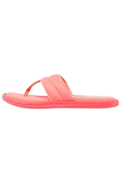 Adidas Performance Anoket Flip Flops Red Zest Black