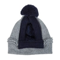 Bernstock Speirs Beanie Navy Grey