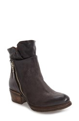 A.S.98 Women's Cadmus Layered Shaft Bootie Smoke