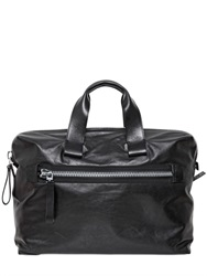Lanvin Small Nappa Leather Bowling Bag