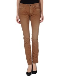 Uniform Trousers Casual Trousers Women Camel