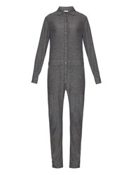Isabel Marant Toile Peters Long Sleeved Jumpsuit