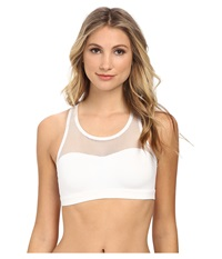 B.Tempt'd B.Active Sport Bra 952199 White Women's Bra