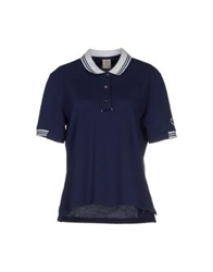 Murphy And Nye Polo Shirts Blue