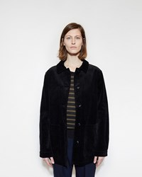 Mhl By Margaret Howell A Line Jacket Black