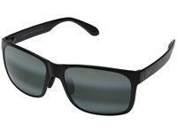 Maui Jim Red Sands Matte Black Neutral Grey Fashion Sunglasses