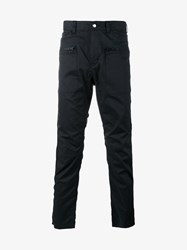 White Mountaineering Cargo Pocket Pants Navy White