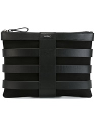 Mismo Grid Clutch Black