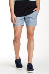 Parke And Ronen Holler Printed Short Multi