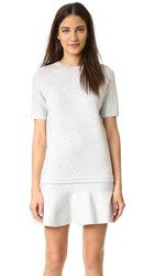 Demy Lee Faye Dress Light Heather Grey