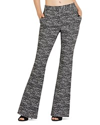 Bcbgeneration Flared Pants Black Combo