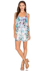 Jack By Bb Dakota Aerona Romper Blue