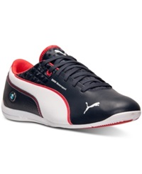 Puma Men's Drift Cat 6 Bmw Casual Sneakers From Finish Line Bmw Blue White Red