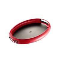 Wesco Spacy Oval Tray Red