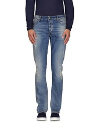 Roberto Cavalli Denim Denim Trousers Men