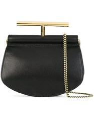 Petar Petrov 'Pull It' Cross Body Bag Black