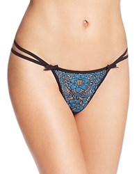 For Love And Lemons Kate Thong Skpa1124l Teal