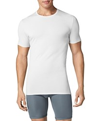 Tommy John Second Skin Crewneck Tee White
