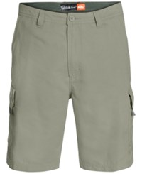 Quiksilver Waterman Men's Maldive Cargo Shorts Army