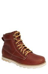 Men's Volcom 'Smithington' Boot Rust