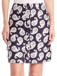 Mother Of Pearl Ellis Printed A Line Skirt