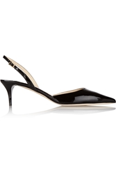 Jimmy Choo Tide Patent Leather Pumps