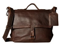 Cowboysbelt Eloy Brown Messenger Bags