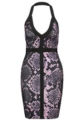 Missguided Summer Dress Purple