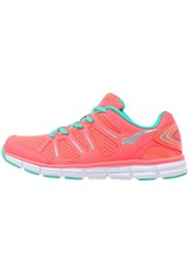 Bagheera City Cushioned Running Shoes Coral Mint