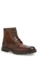 Men's Magnanni 'Enzo' Wingtip Boot