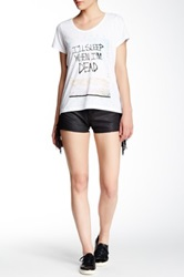 Eleven Paris Ninge Short Black