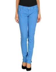 Blugirl Folies Denim Pants Azure