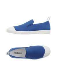 Bikkembergs Footwear Low Tops And Trainers Men Blue